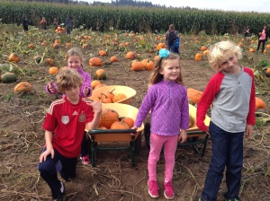 Pumpkin Pickers