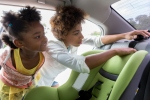 Installing a safety seat